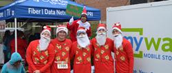2015 myway mobile storage of st louis santa's dash