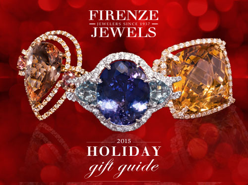 Firenze Jewels Releases Holiday Jewelry Gift Guide