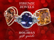 Firenze Jewels Releases Holiday Jewelry Gift Guide & Holiday Discounts