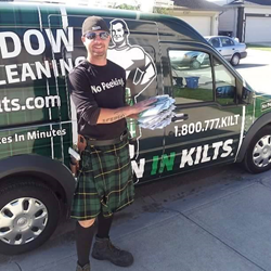Men In Kilts, Orillia, New Business, Franchise, Window Cleaning, Derek Kerwin