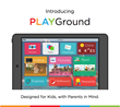 PLAYGround Digital Launches App That Makes Any Android Tablet Safe and Fun for Kids