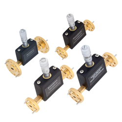 Continuously Variable Waveguide Attenuators from Fairview Microwave Operate to 110 GHz