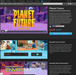 Pixel Film Studios Announces the Release of a New FCPX Theme called Planet Future