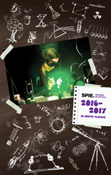 The SPIE 2016-2017 Women in Optics planner features insights and inspiration from women across the profession.