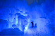 The Eden Prairie, Minnesota Ice Castle