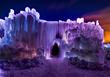 Midway, Utah Ice Castle