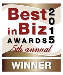 Gensuite LLC Wins Best in Biz Bronze Award