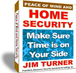New eBook Completed - Peace of Mind and Home Security: Make Sure Time is on Your Side – ESSC