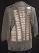 Back side 15th Century Shirt of Mail and Plate