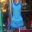 Blue Lagoon Knitted dress