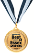 "Century 21 Cedarcrest Realty Wins First Place in Real Estate Category in 2015 Best of Essex Awards; Caldwell, N.J. Real Estate Agency is Named ""Best Realtor"""
