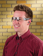 The Sound Shield Safety Glasses employ clear plastic, anti-fog lenses and earplugs that slide in and out of the frames.