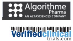 Algorithme Pharma USA Selects Verified Clinical Trials To Stop Duplicate Enrollment In Clinical Trials