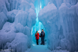 Lincoln, New Hampshire Ice Castle Opening Friday, Jan. 22, 2016
