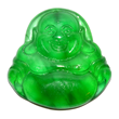 Carved jade Buddhist art