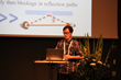 Presentation of the research at International Conference on Pattern Recognition in Stockholm