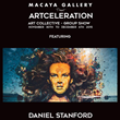 Renowned Canadian Artist, Author Daniel Stanford Debuted Latest Artwork at Macaya Gallery for Art Basel 2015 in Miami Beach