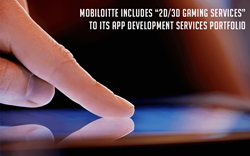 Mobile Games Development - Mobiloitte
