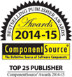 GdPicture top 25 publisher award