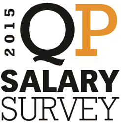The average salary for a full-time quality professional in the U.S. is nearly $91,000 a year, according to the survey.