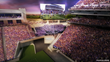 Mortenson | GE Johnson Construction Break Ground on Third Round of Renovations at K-State's Bill Snyder Family Stadium