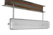 Larson Electronics releases Corrosion Resistant Light Fixture with Stainless Steel I-Beam Mounts