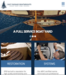 Rhode Island Website Development Firm Launched New Website for East Passage Boatwrights