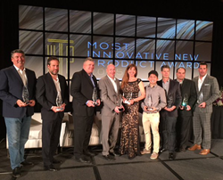 Comhear CEO Perry Teevens and Connect Winners Share Center Stage