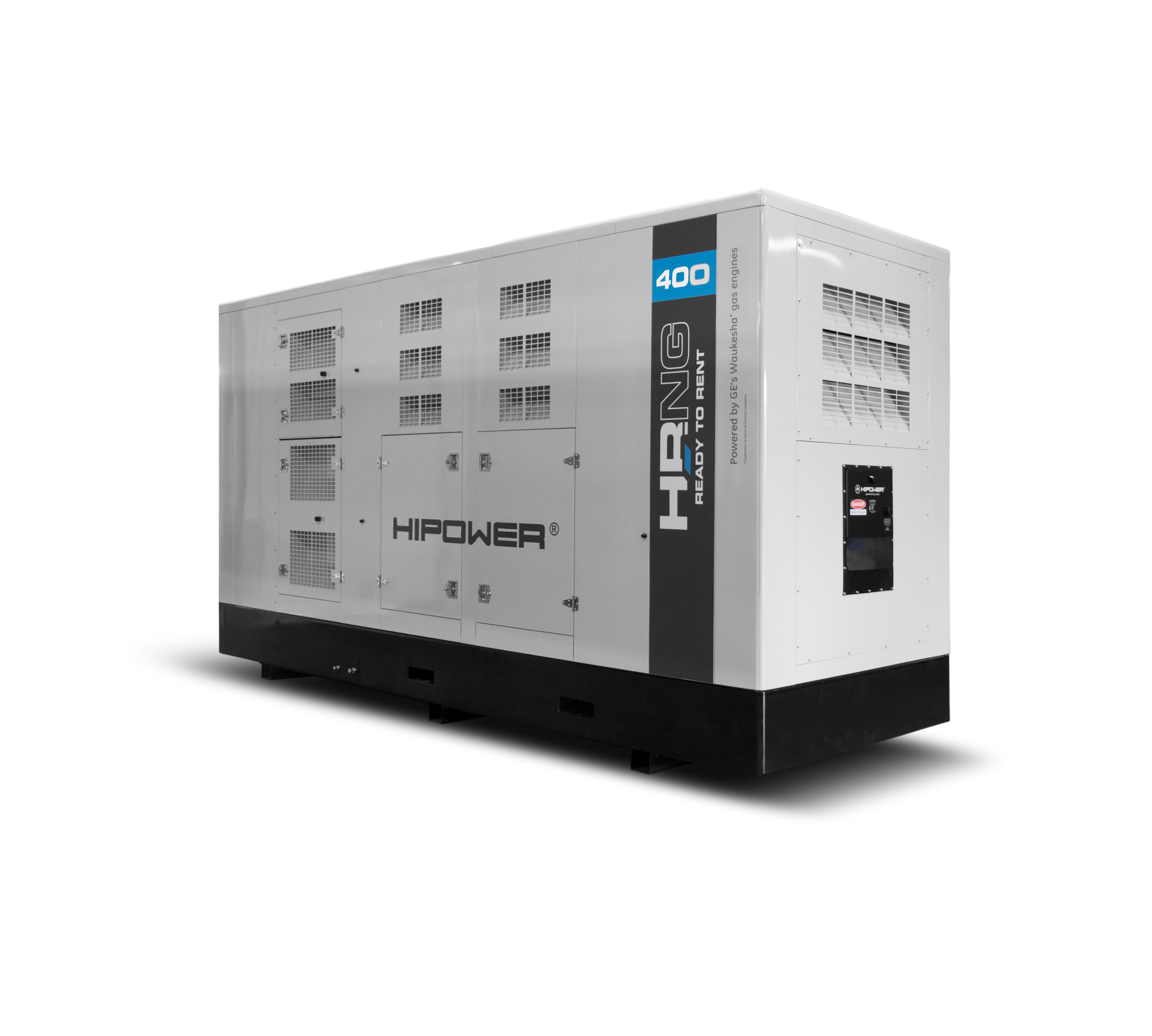 HIPOWER SYSTEMS Be es First Generator Manufacturer to Use