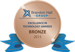 TOPYX LMS Wins 2015 Brandon Hall Group Excellence Award in Technology
