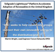 Tollgrade's LightHouse® Platform Accelerates Adoption of Renewables in the United Kingdom