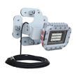 Explosion Proof LED Light with Adjustable Magnetic Base Released by Larson Electronics