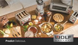 Wolf Gourmet Vernon Kelowna Appliances