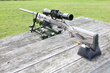 HYSKORE® Announces the CENTER PUNCH® Long Range F Class Shooting Rest