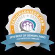 Benchmark Senior Living Honored with Multiple Best of 2016 Awards by SeniorAdvisor.com, Nation's Top Online Reviews Site for Senior Care