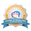 Ridgeline Management Recognized with National Best of Senior Living Award by SeniorAdvisor.com