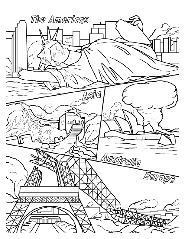 egyptian furniture coloring pages - photo#26