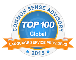 Ubiqus is One of the World's Top Language Services Providers of 2015