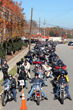 Nearly 300 Raleigh H.O.G. members helped Ray Price Harley-Davidson deliver 50 bicycles and $3,000 to the Marines' Toys For Tots on Dec. 5, 2015.
