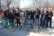 On Dec. 5, 2015, Ray Price Harley-Davidson and Raleigh H.O.G. partnered with the Marines to deliver 50 bicycles and $3,000 to Toys For Tots.