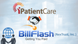 iPatientCare Partner, BillFlash to Enhance Billing & Payment Usability in iPatientCare Application