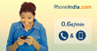 More Flexible Monthly Plans for All Indians Calling India Regularly with PhoneIndia.com