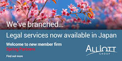 Alliance of law firms and accounting firms Alliott Group admits Spring Partners