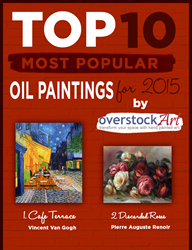 Top 10 Most Popular Art of 2015