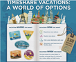 New Infographic Shows Timeshare Vacation as 'World of Options'