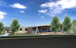 Ward + Blake Architects Design of Fort Washakie Wyoming School Campus Breaks Ground
