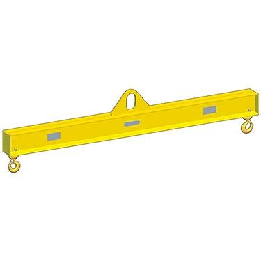 Spreader bar lifting