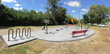PlayCore Awards Fitness National Demonstration Site™ Award to the Warder Fit Stop Outdoor Fitness Park