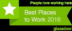 Glassdoor Best Places to Work