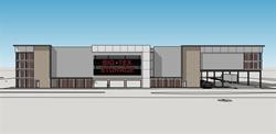 Big Tex Storage - Montrose to open August 2016